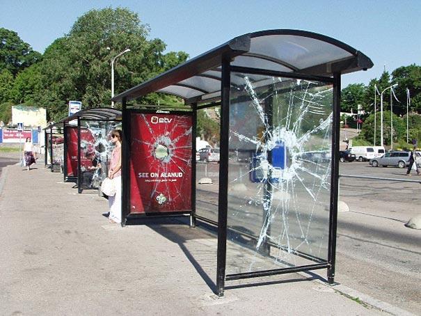 Otobüs Raket Reklam