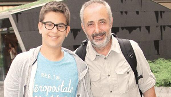 Mehmet Aslantuğ ve Oğlu Can